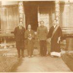 昭和18年2月8日(旧3月28日) 八幡堂春季祭典