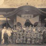 昭和19年4月30日 秋田県横手市妙倉寺開堂記念