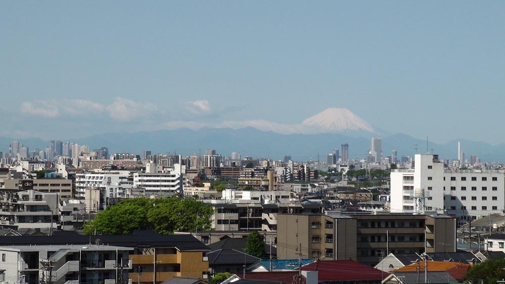 本覚寺からの景色