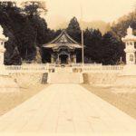 日蓮聖人御廟所(昭和15年)