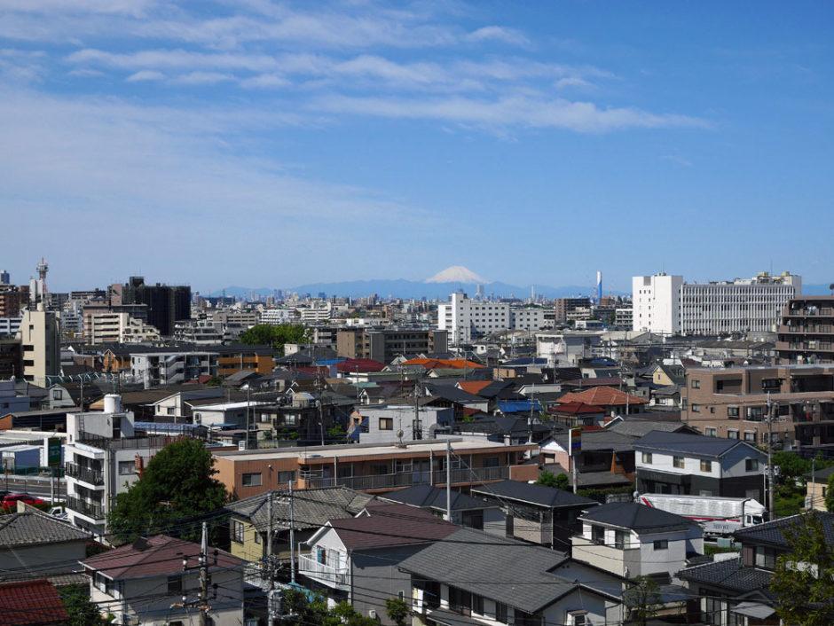 平成26年5月17日の本覚寺風景