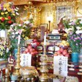 平成26年度本覚寺御会式法要御宝前平成26年度本覚寺御会式法要御宝前