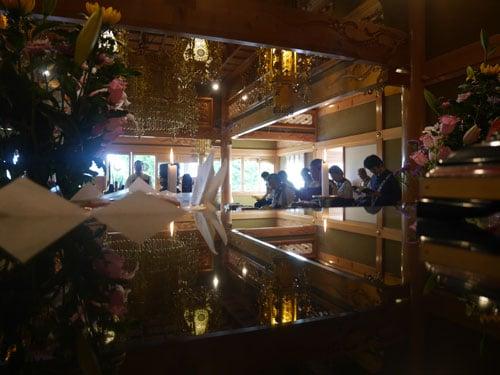 平成27年5月 本覚寺盛運祈願祭の模様3