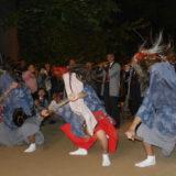 上本郷三匹獅子舞1(明治神社)