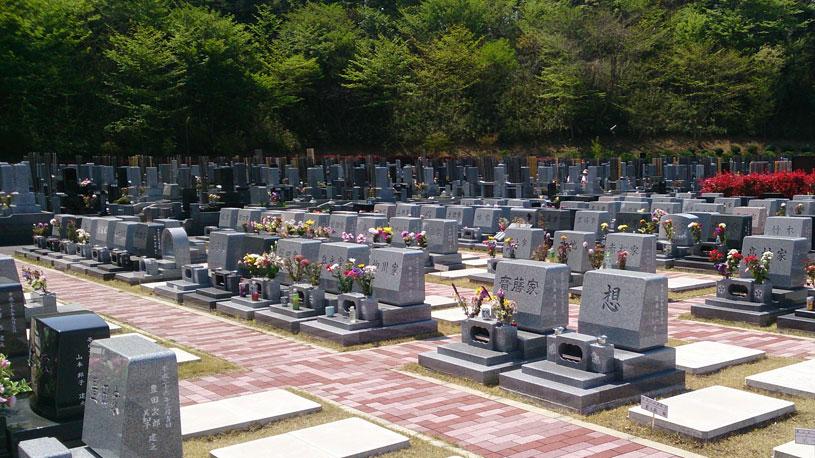 松戸中央霊園(本覚寺ホームページ用)