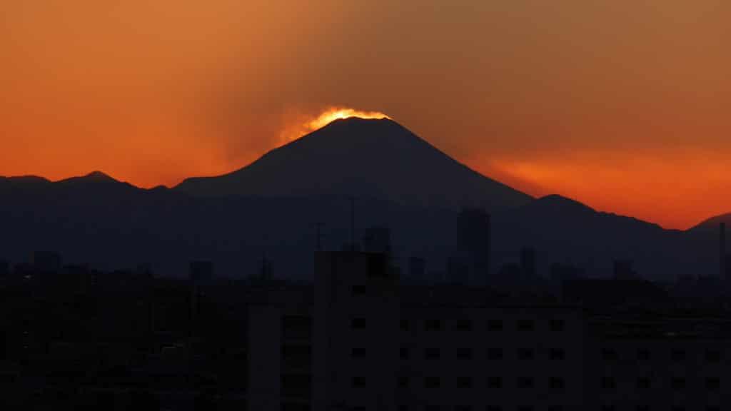 平成28年のDIAMOND富士