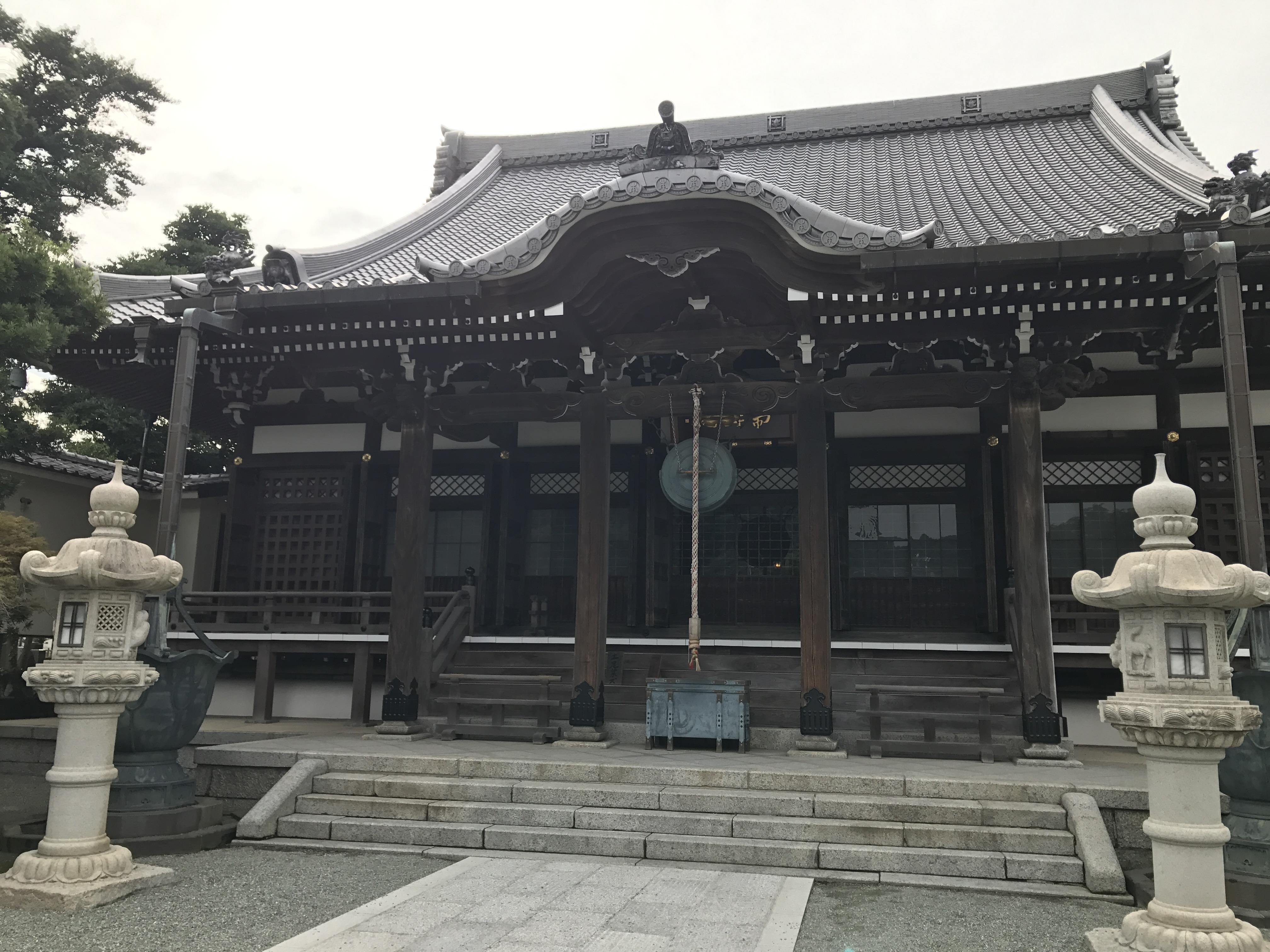 鎌倉本覚寺
