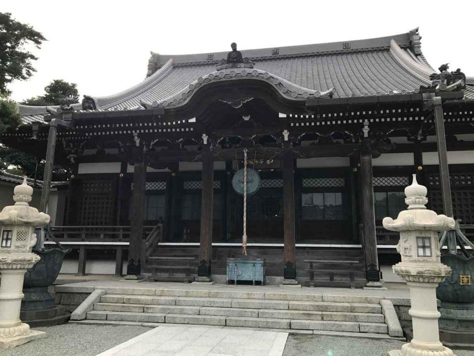本山鎌倉本覚寺
