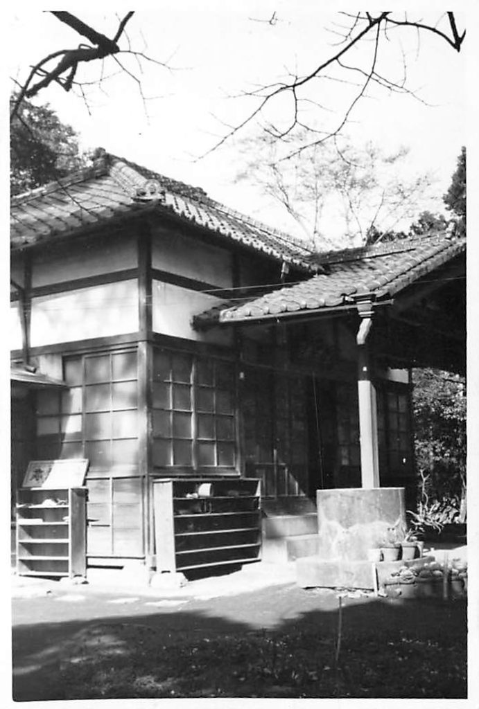 本覚寺古い写真