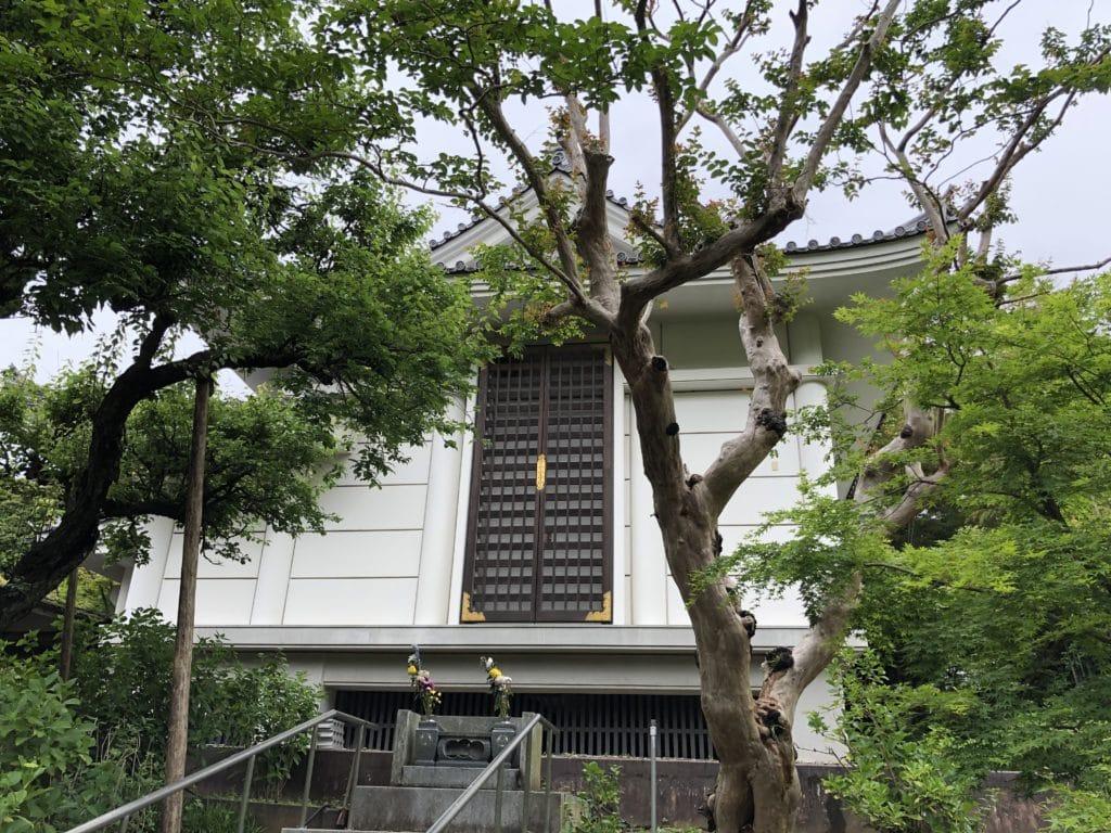 本土寺 宝物殿