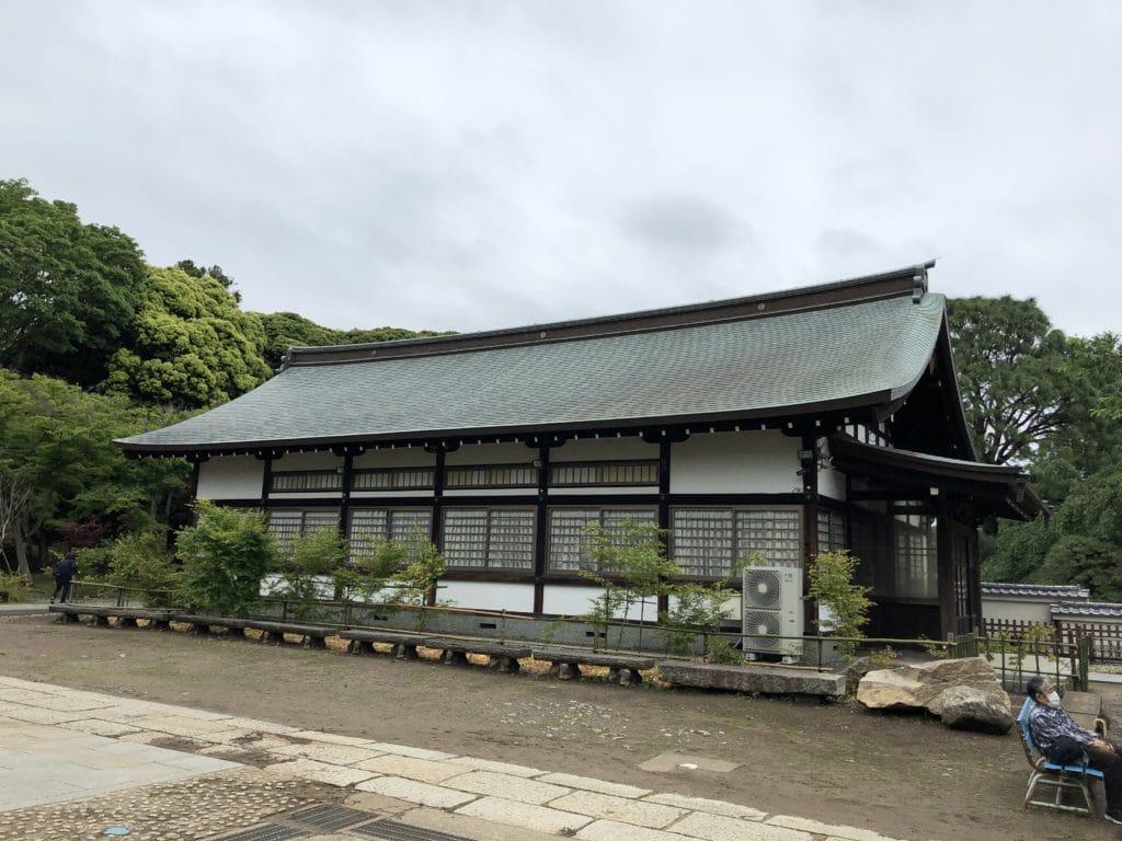 本土寺 開山堂