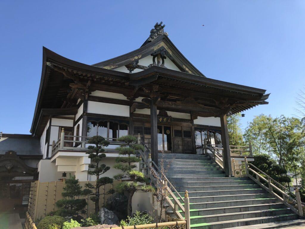 本覚寺 本堂