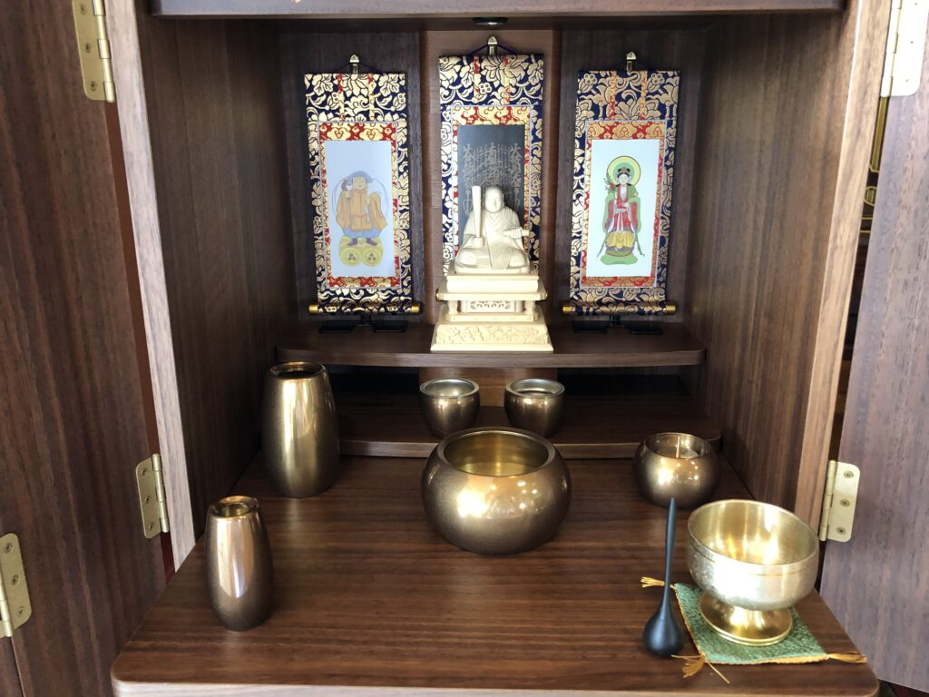 仏壇の飾り方